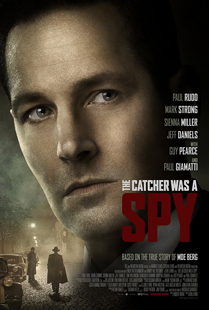 The Catcher Was a Spy 2018 1080p WEB-DL DD5 1 H264-CMRG
