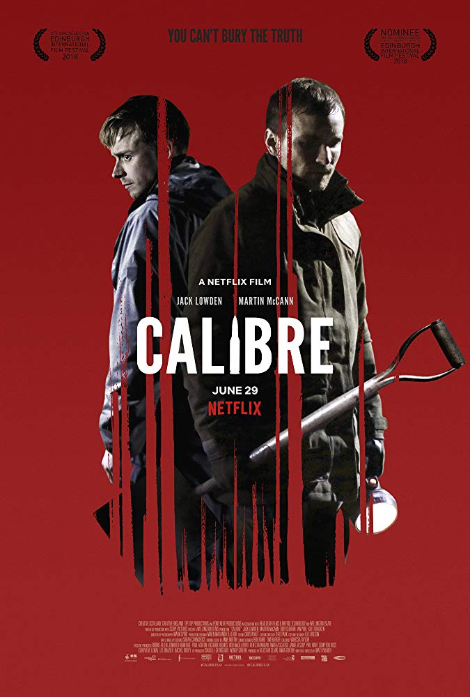 Calibre (2018) 720p WEB-DL x264 800MB MSubs - MkvHub