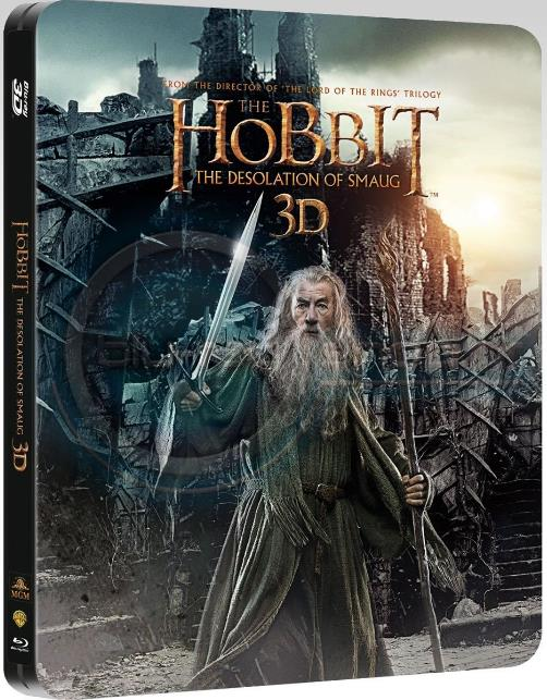 The Hobbit The Desolation of Smaug (2013) 3D HSBS 1080p BluRay AC3 Remastered-nickarad