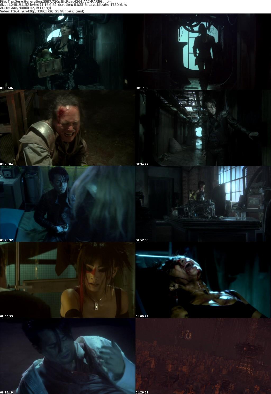 The Gene Generation 2007 720p BluRay H264 AAC-RARBG