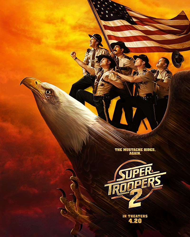 Super Troopers 2 2018 BRRip AC3 X264-CMRG