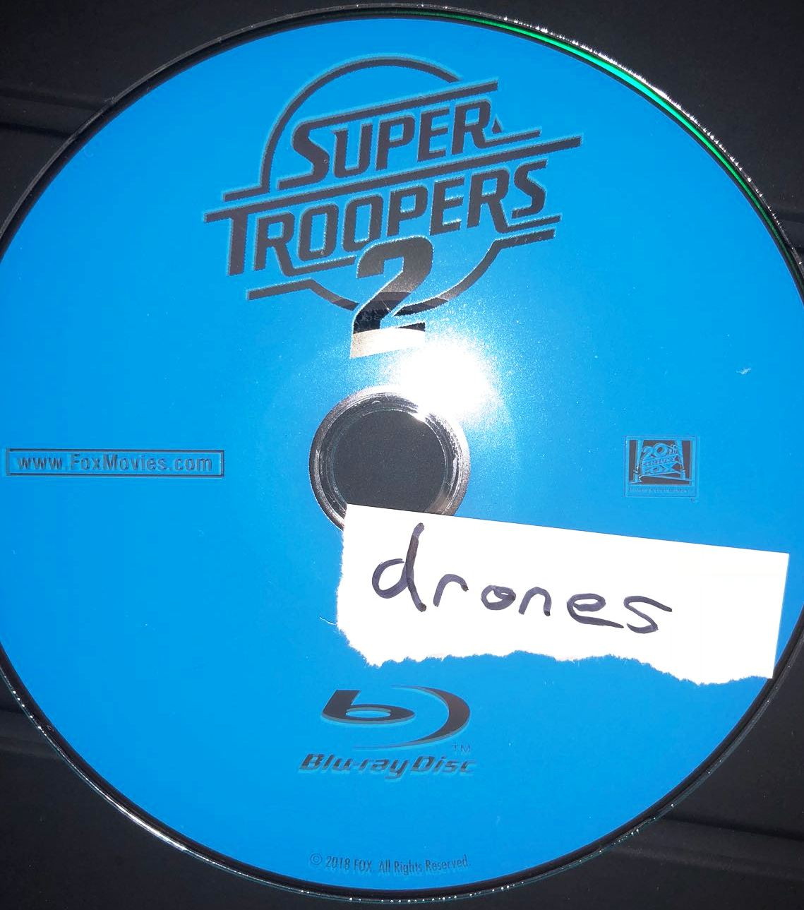 Super Troopers 2 2018 1080p BluRay x264-DRONES