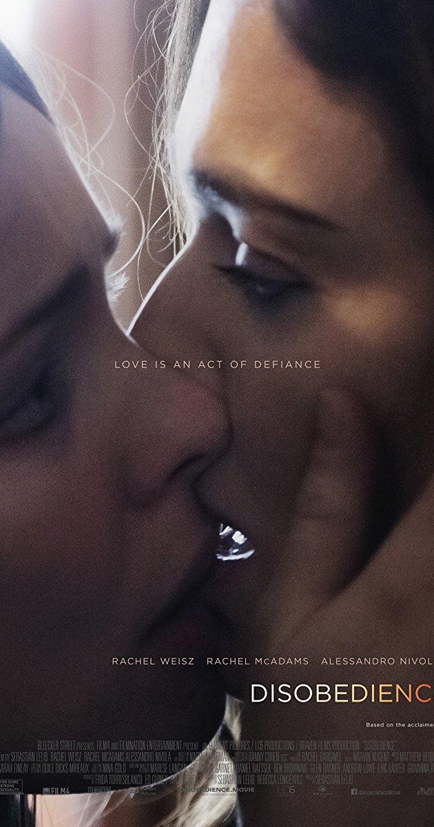 Disobedience 2017 720p BluRay x264-DRONES