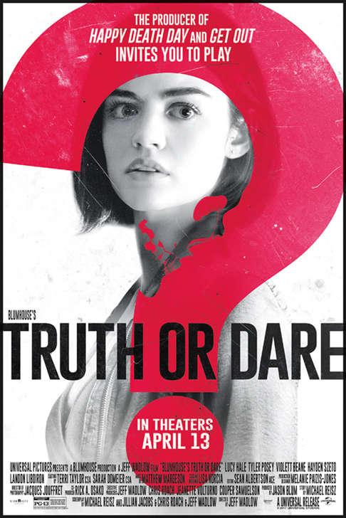 Truth or Dare 2018 BRRip AC3 X264-CMRG