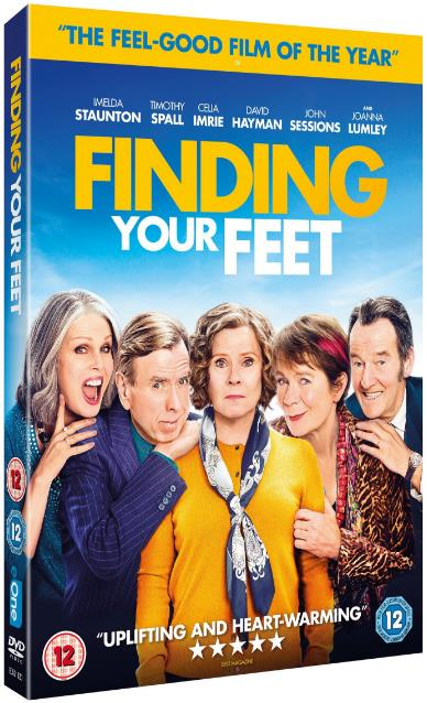 Finding Your Feet (2017) BRRip XviD AC3-EVO