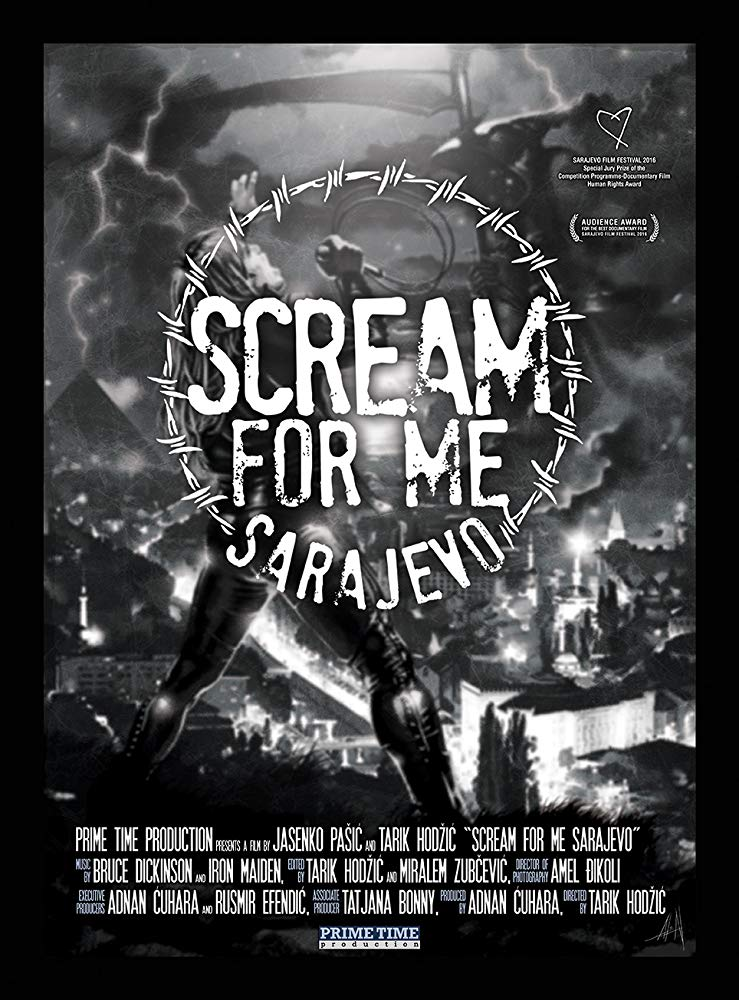 Scream for Me Sarajevo 2017 DOCU BDRiP x264-HDMUSiC