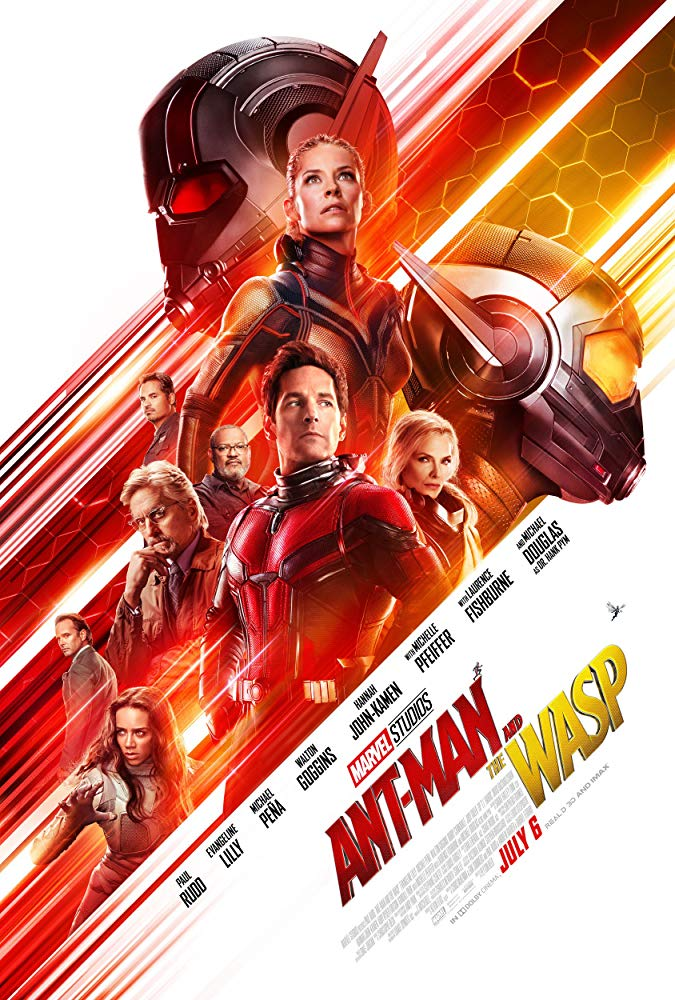 AntMan and The Wasp 2018 HDCAM x264 AAC ANDWAT