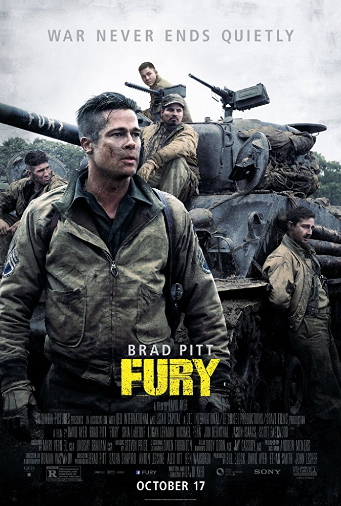 Fury (2014)-Brad Pitt -1080p-H264-AC 3 (DTS 5 1) Remastered nickarad