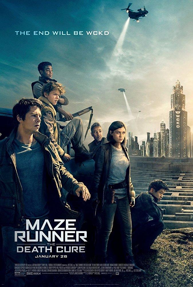 Maze Runner The Death Cure 2018 1080p BluRay H264 AAC-RARBG