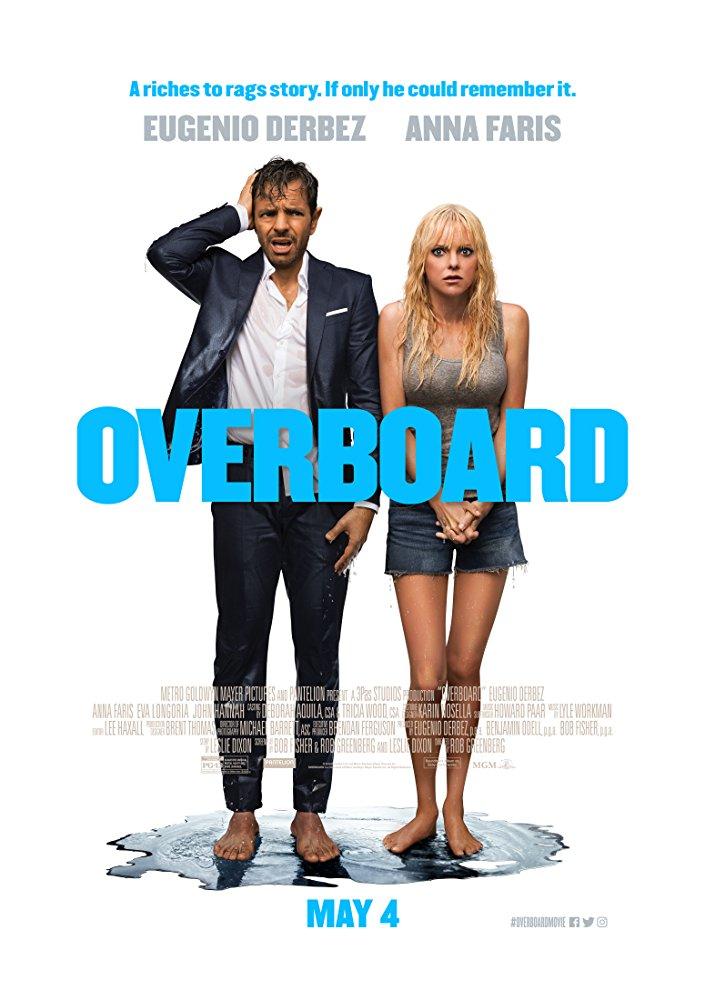 Overboard 2018 HDRip XviD AC3-EVO[EtMovies]