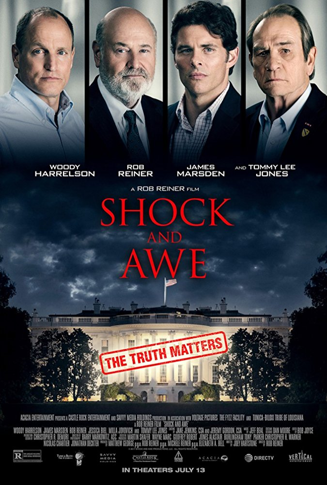 Shock and Awe (2017) 720p WEB-DL x264 ESubs 700MB - MkvHub