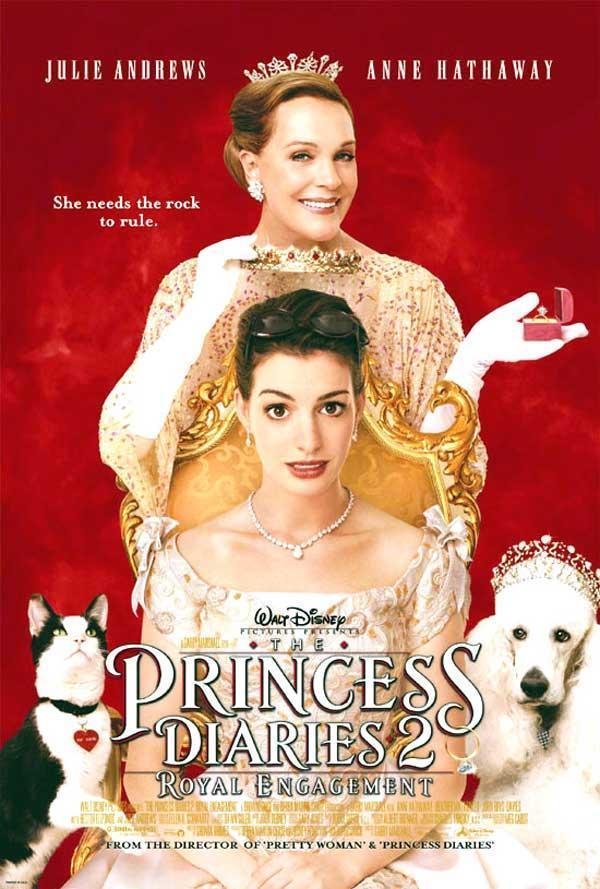 The Princess Diaries 2 Royal Engagement 2004 BRRip XviD MP3-XVID
