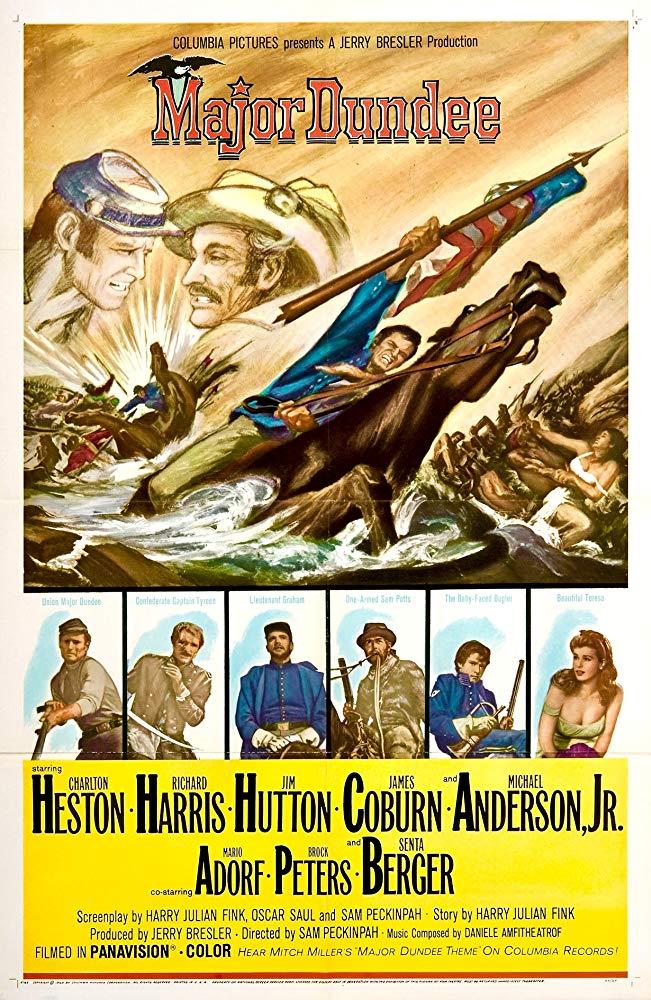 Major Dundee 1965 EXTENDED 1080p BluRay H264 AAC-RARBG