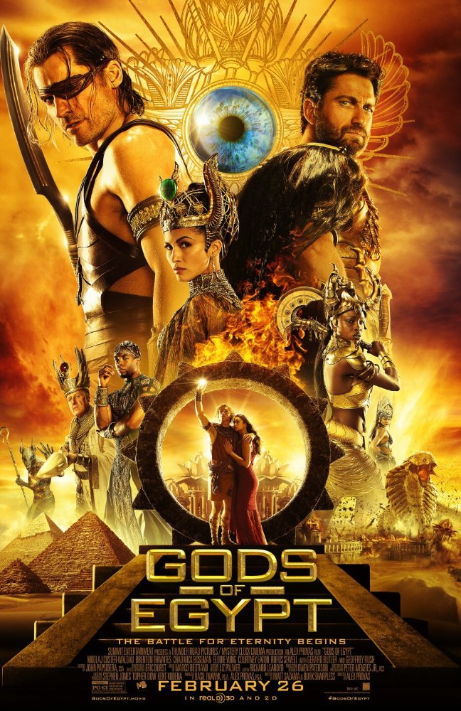 Gods Of Egypt 2016 720p BluRAy MDunya