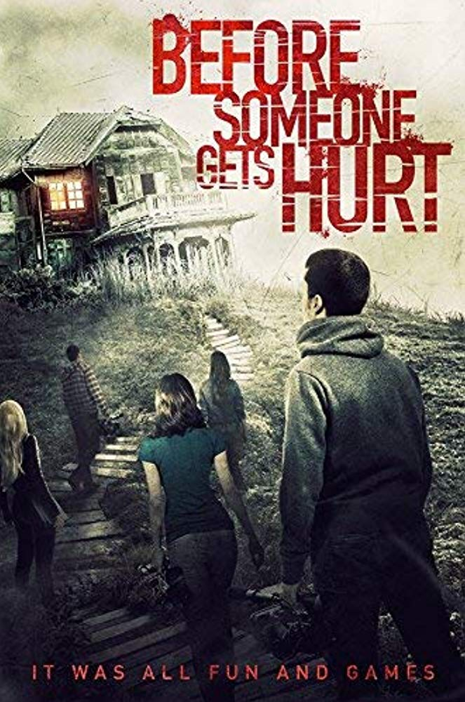 Before Someone Gets Hurt 2018 720p WEB-DL DD5 1 H264-eXceSs