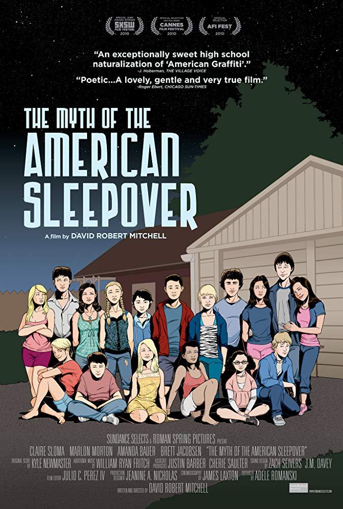 The Myth of the American Sleepover 2010 BRRip XviD MP3-XVID