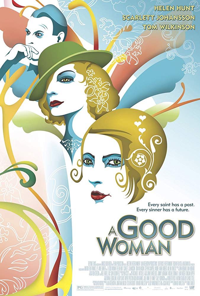A Good Woman - Le seduttrici (2004) 720p H264 italian english Ac3-sub NUita-MIRCrew