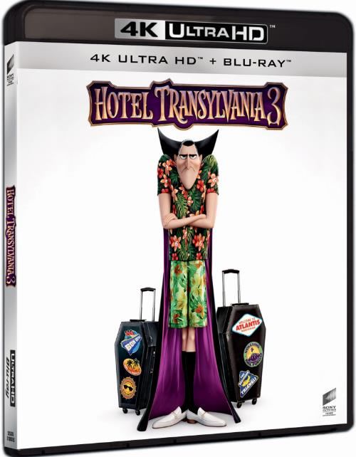 Hotel Transylvania 3 Summer Vacation (2018) 720p HDTS x264 Dual Audio Hindi - English MW