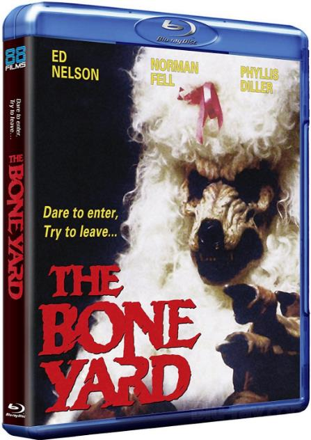 The Boneyard (1991) 720p BluRay x264-x0r