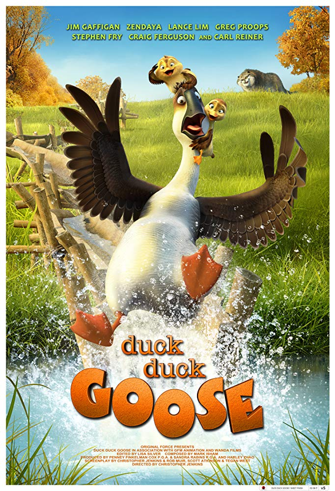 Duck Duck Goose 2018 1080p BluRay X264-AMIABLE