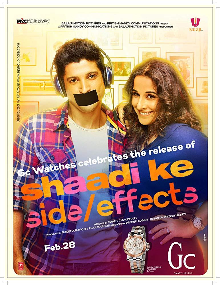 Shaadi Ke Side Effects (2014) [BluRay] [1080p] YIFY