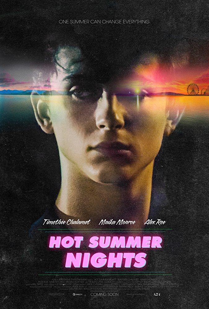 Hot Summer Nights 2017 720p WEB-DL MkvCage