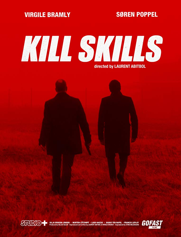 Kill Skills (2016) HDRip AC3 X264-CMRG