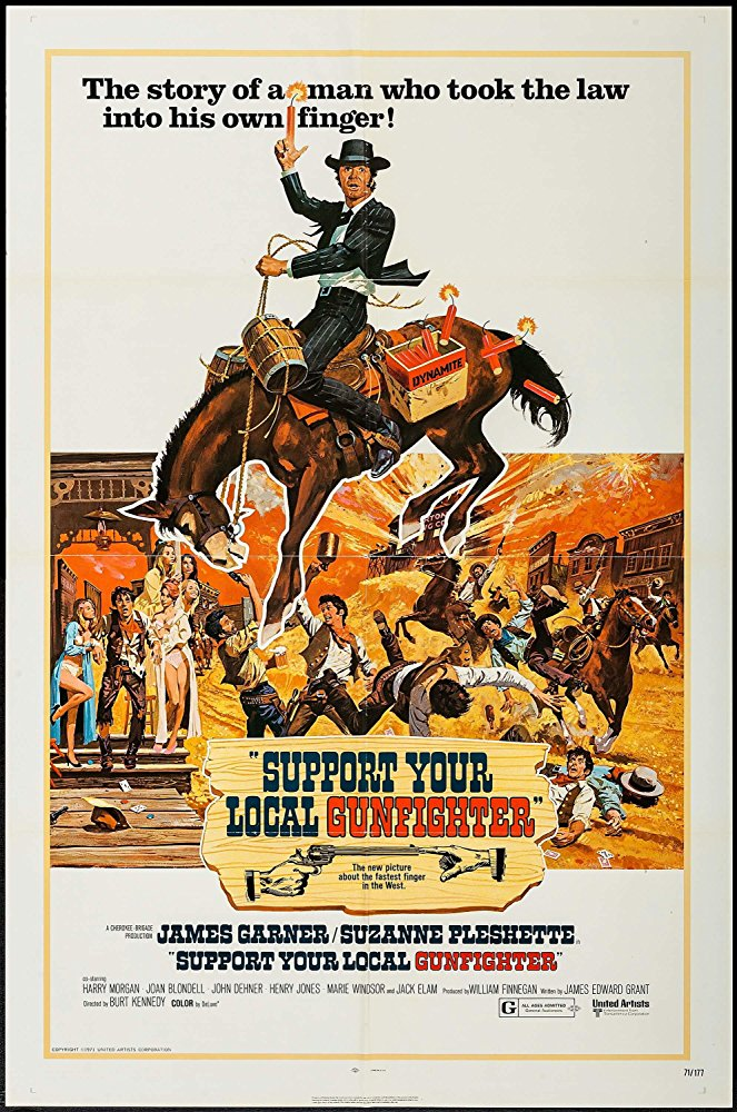Support Your Local Gunfighter 1971 BRRip XviD MP3-XVID