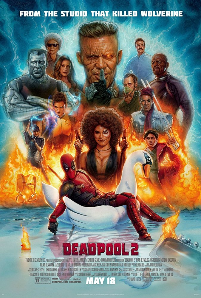 Deadpool 2 2018 x264 720p Esub HC Dual Audio English Hindi GOPISAHI