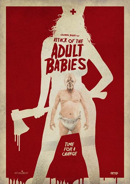 Adult Babies 2017 720p BRRip 600 MB - iExTV
