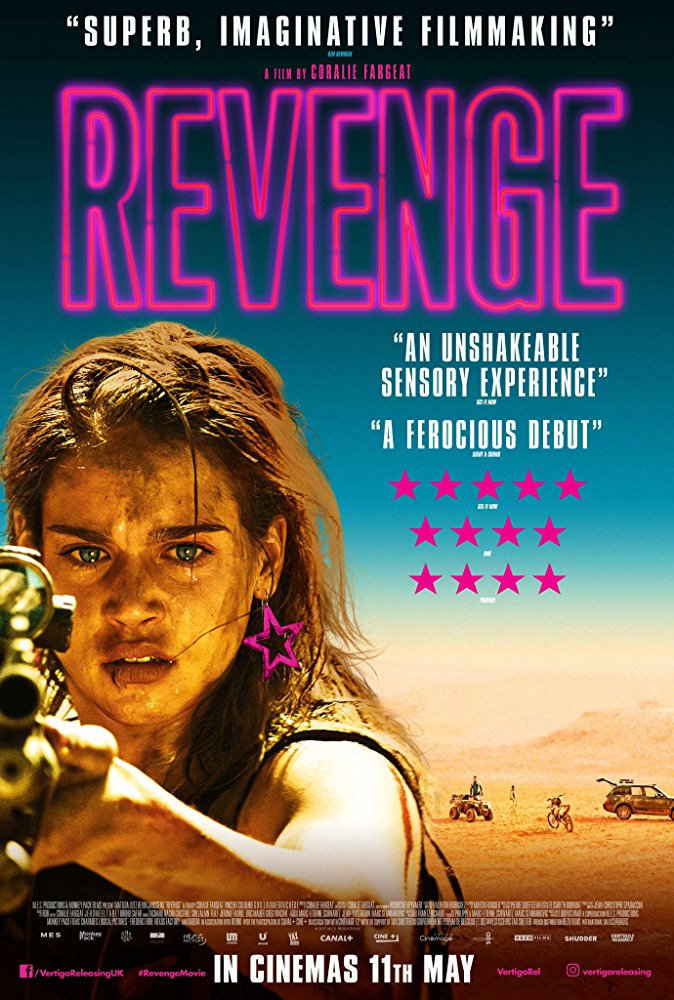 Revenge 2017 BRRip x264 AAC-eXceSs