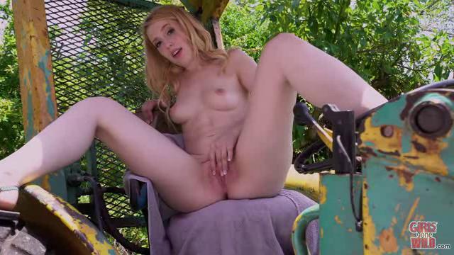 GirlsGoneWild 18 07 23 Emilia Rides The Tractor XXX