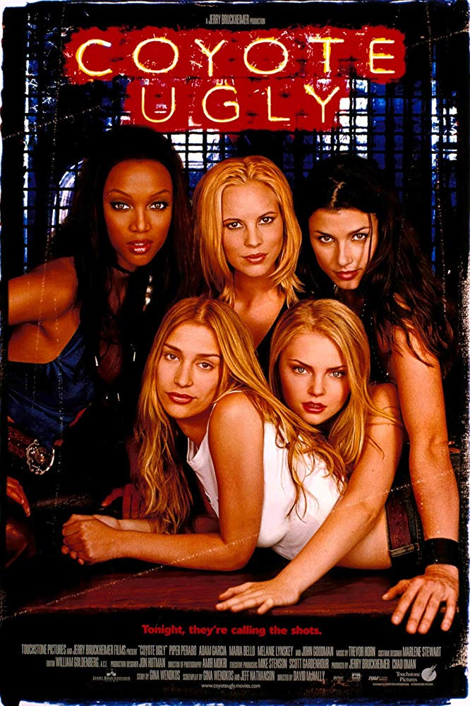 Coyote Ugly 2000 EXTENDED BRRip XviD MP3-XVID