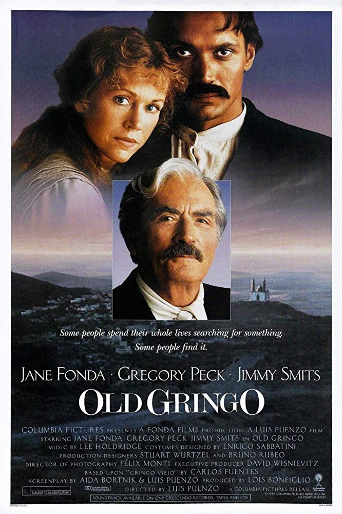 Old Gringo 1989 BRRip XviD MP3-XVID
