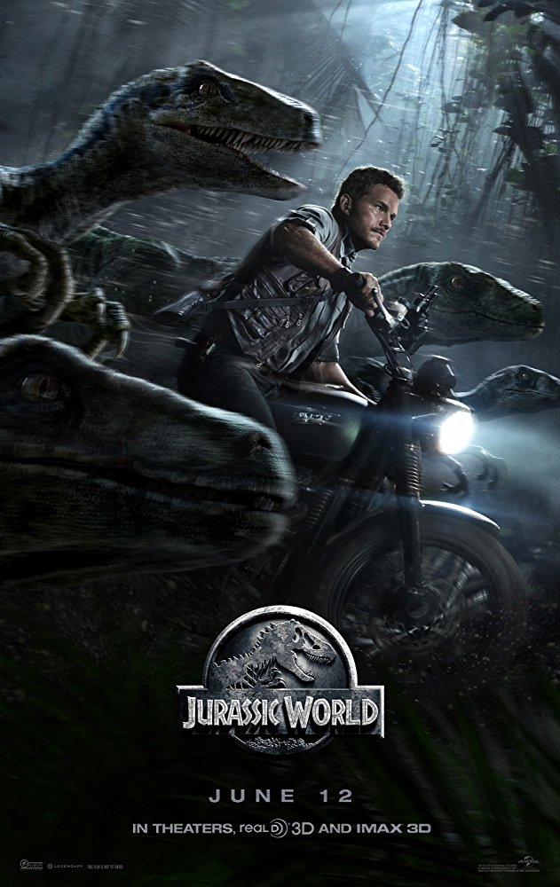 Jurassic World 2018 V2 720p HC HDRip X264 AC3-EVO