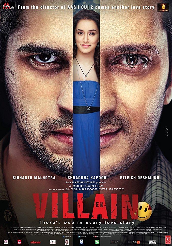 Ek Villain (2014) [BluRay] [720p] YIFY
