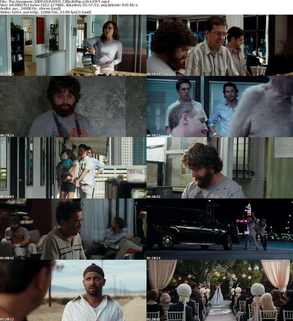 The Hangover (2009) [BluRay] [720p] YIFY