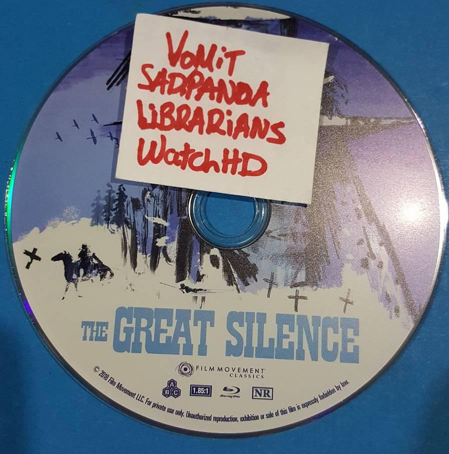 The Great Silence 1968 720p BluRay x264-SADPANDA