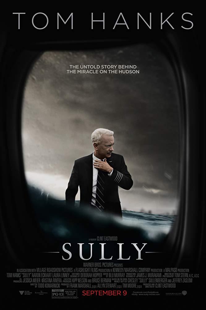 Sully (2016) [BluRay] [720p] YIFY