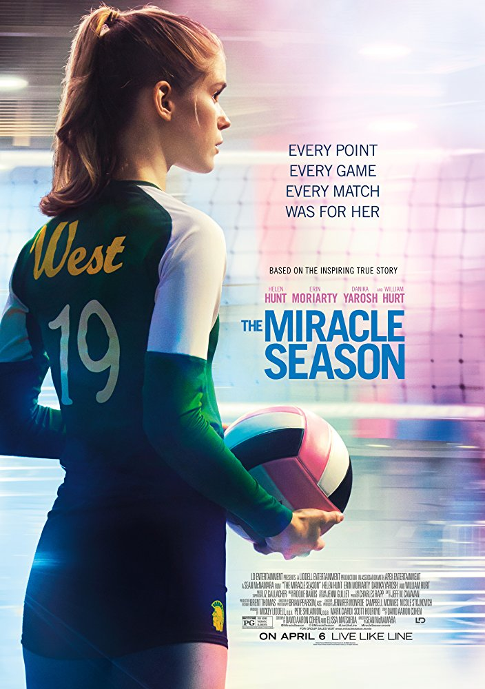 The Miracle Season 2018 BRRip XviD AC3-EVO[TGx]