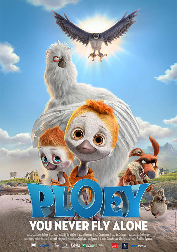 PLOEY You Never Fly Alone 2018 BDRip XviD AC3-EVO