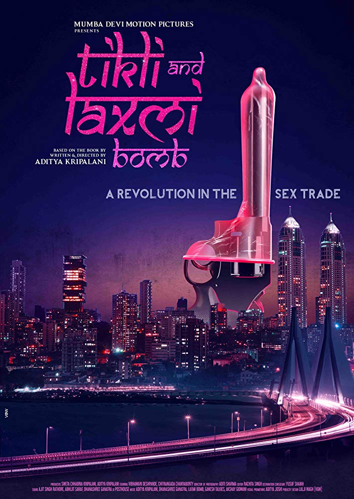 Tikli and Laxmi Bomb 2017 Hindi 720p NF WEB-DL x264 ESub MW