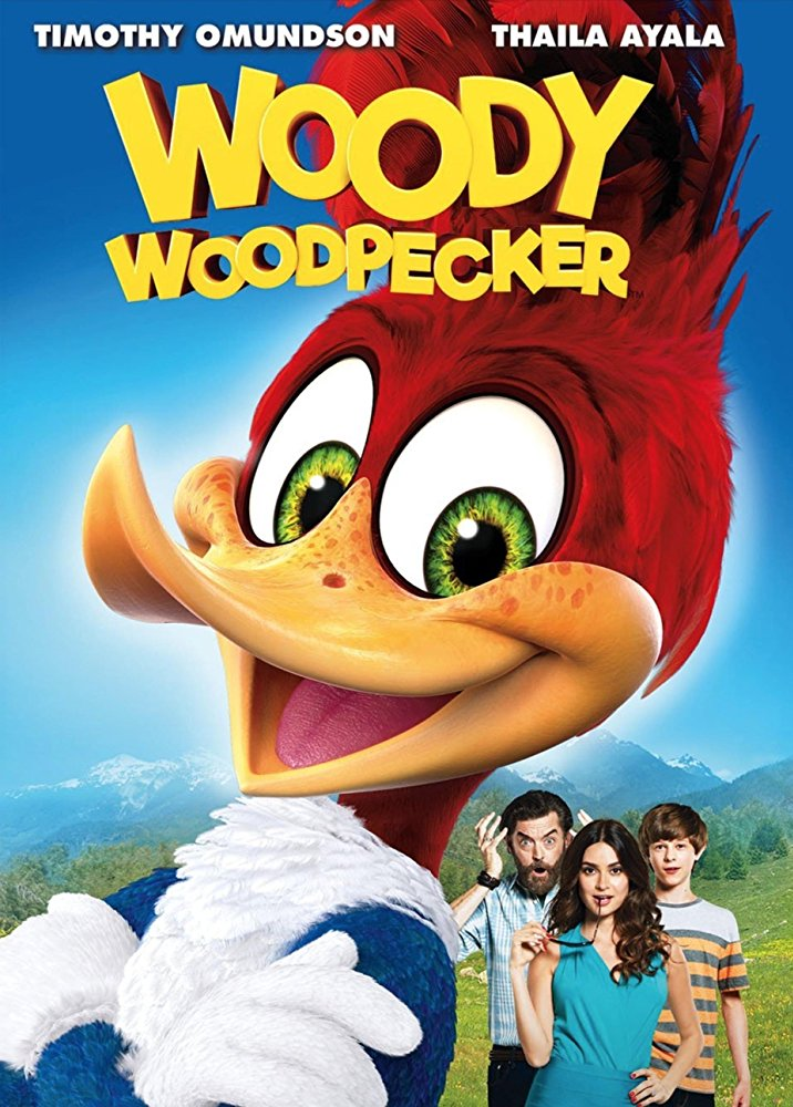 Woody Woodpecker 2017 720p BRRip 700 MB - iExTV