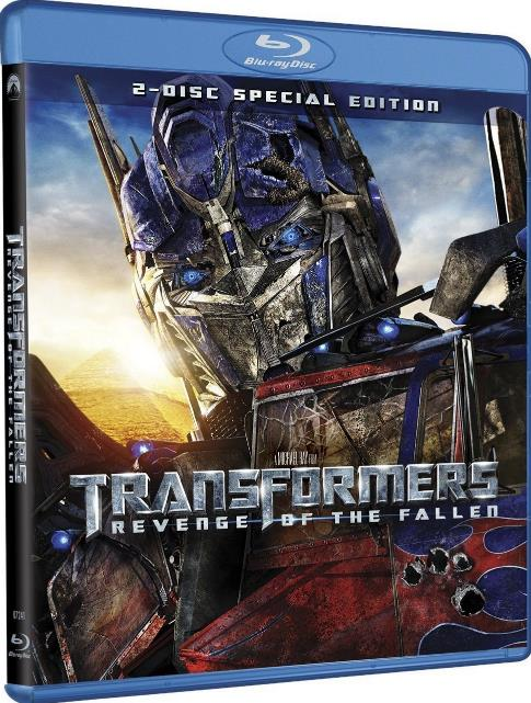 Transformers Revenge of the Fallen (2009) 720p BluRay Dual Audio [Hindi+English] 925MB-DLW