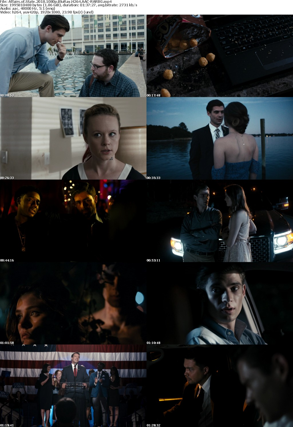 Affairs of State 2018 1080p BluRay H264 AAC-RARBG