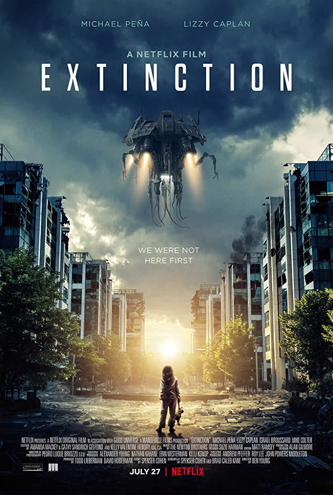 Extinction 2018 WEBRip XviD MP3-FGT