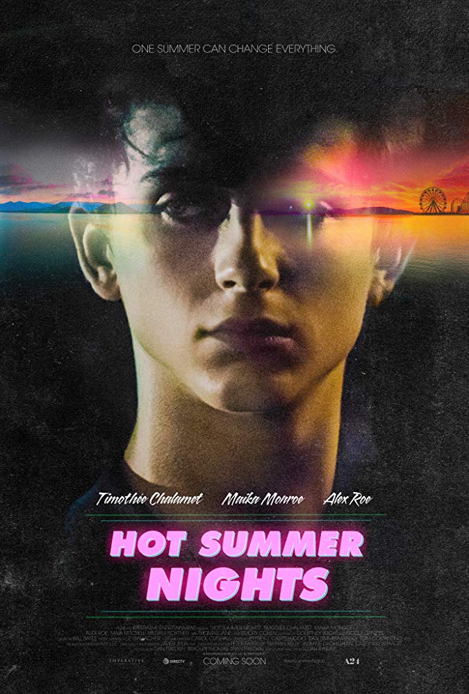 Hot Summer Nights 2017 WEB-DL XviD AC3-FGT
