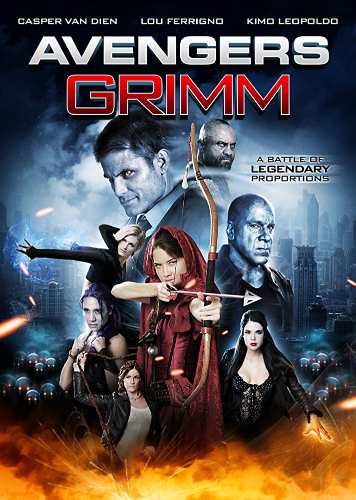 Avengers Grimm 2015 720p BluRay x264 Dual Audio Hindi DD 2 0 - English DD 2 0 ESub MW