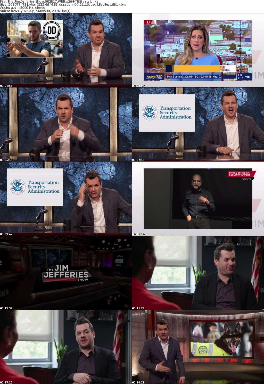 The Jim Jefferies Show S02E17 WEB x264-TBS