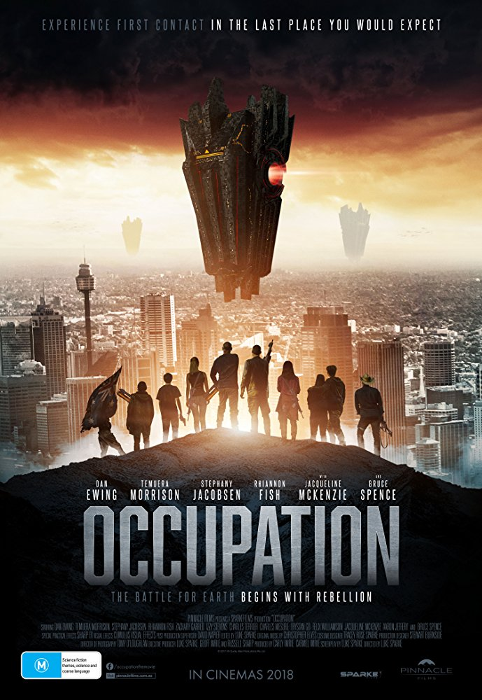 Occupation (2018) 720p WEBRIP X264 AC3-DiVERSiTY